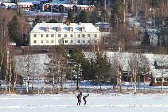 Schaatsreizen Zweden met In Balans