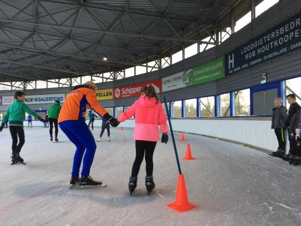 privéschaatsles bij In Balans Alkmaar