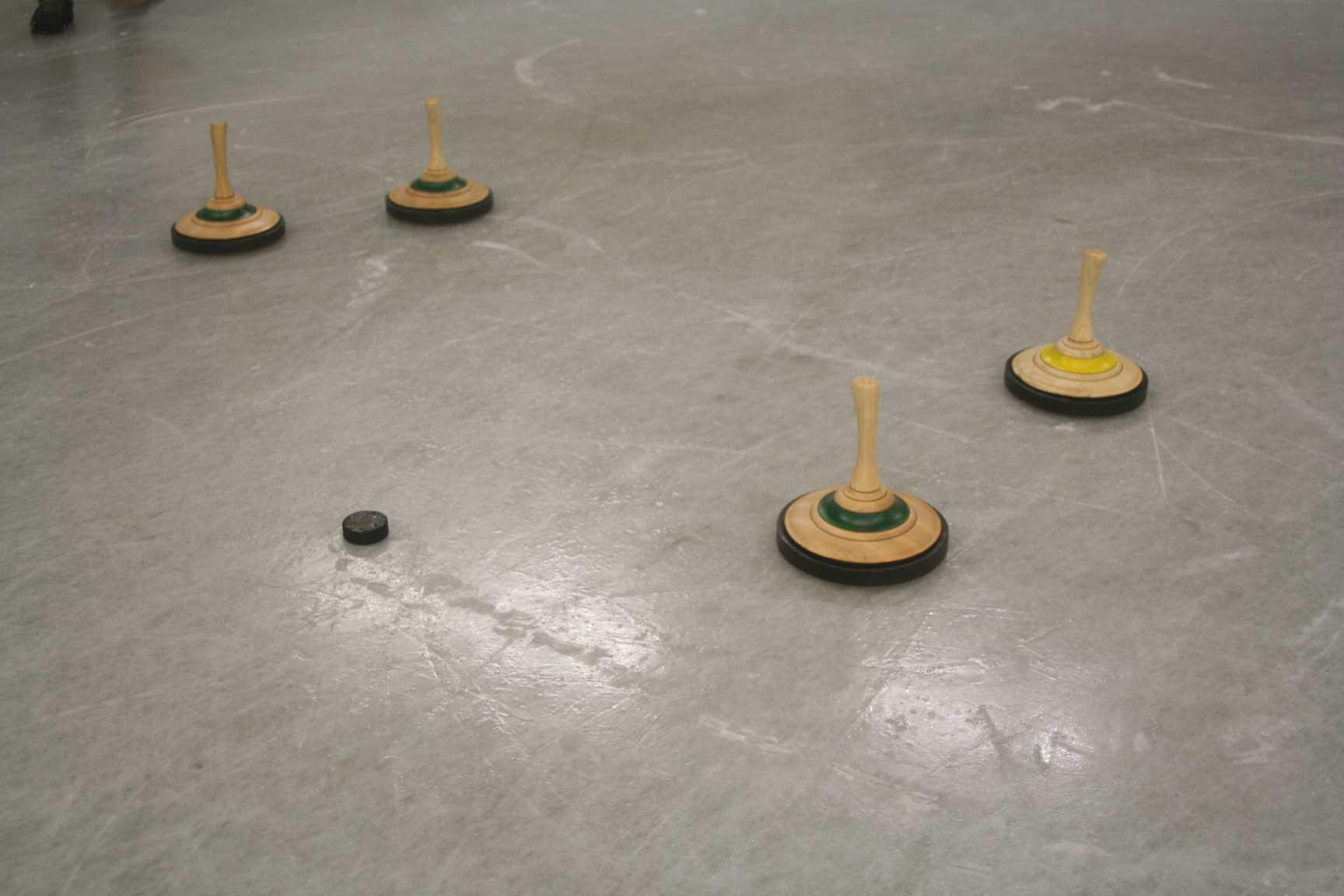 curling met In Balans Alkmaar